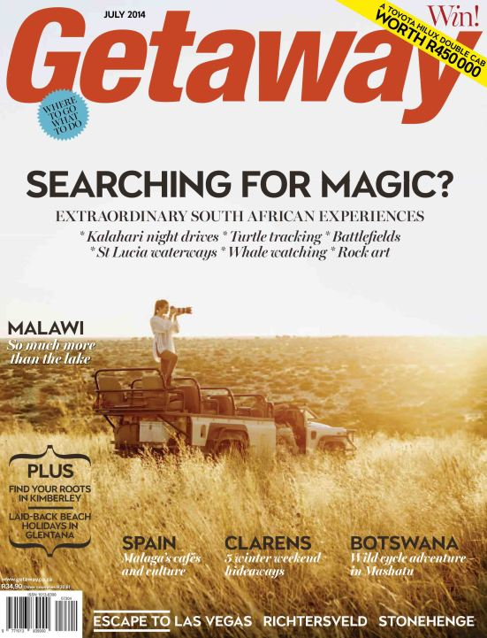 Getaway - July 2014