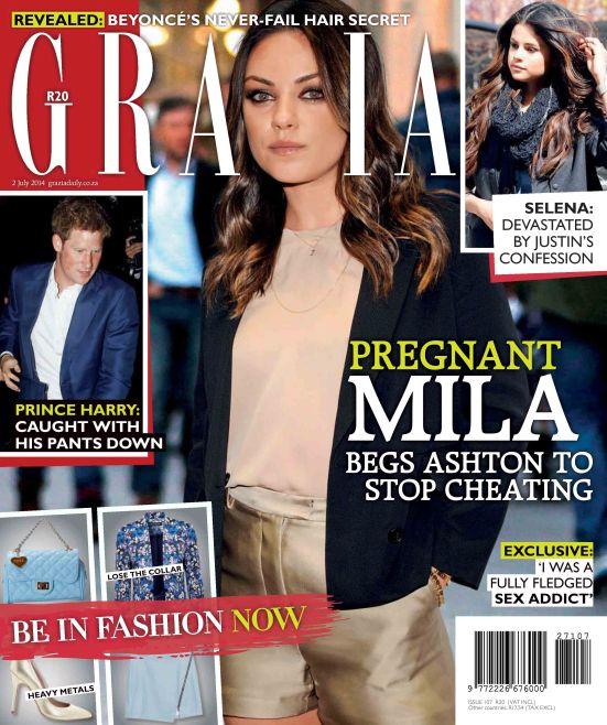 Grazia - 02 July 2014