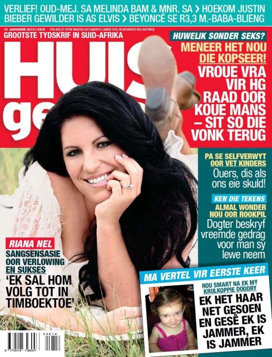 Huisgenoot 1.3 31 January 2013