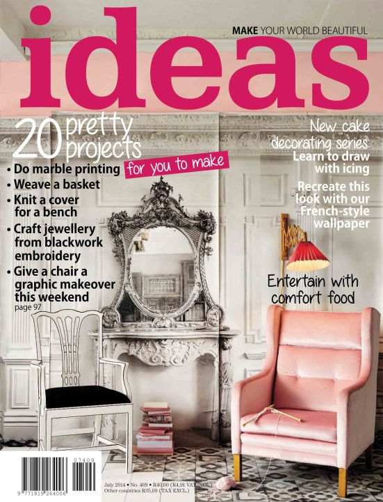 Ideas - July 2014
