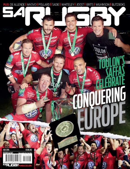 SA Rugby 7 July 2014