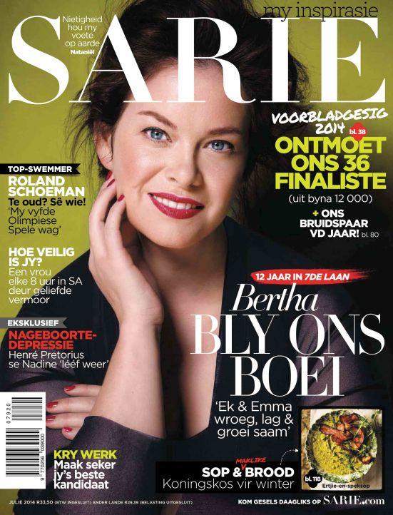 Sarie - Julie 2014