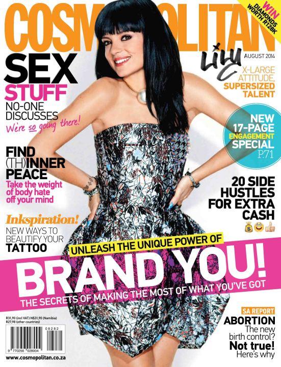Cosmopolitan - August 2014