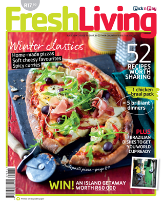 Fresh Living 7 July 2014