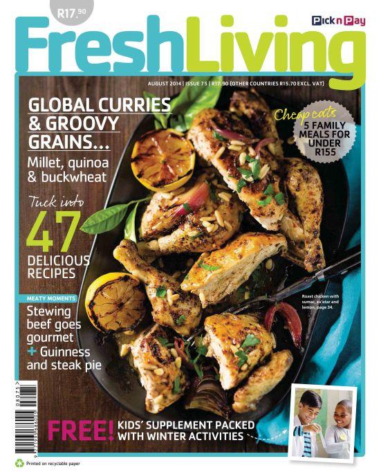 Fresh Living - August 2014