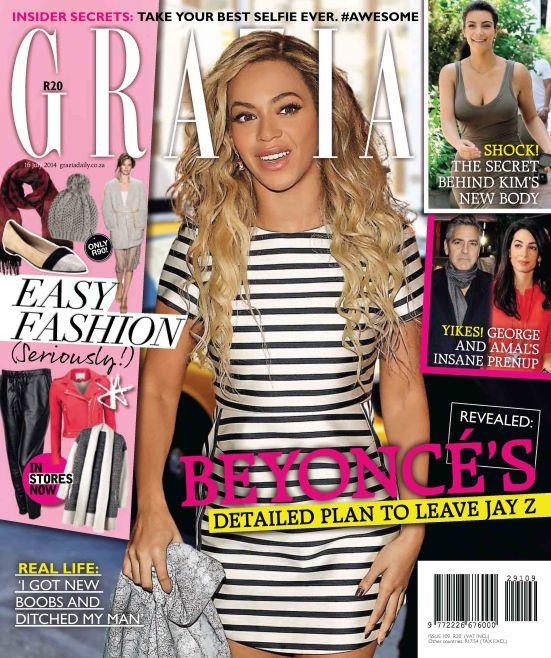 Grazia - 16 July 2014