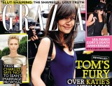 Grazia South Africa, 30 July 2014 (Slut Shaming Summary)