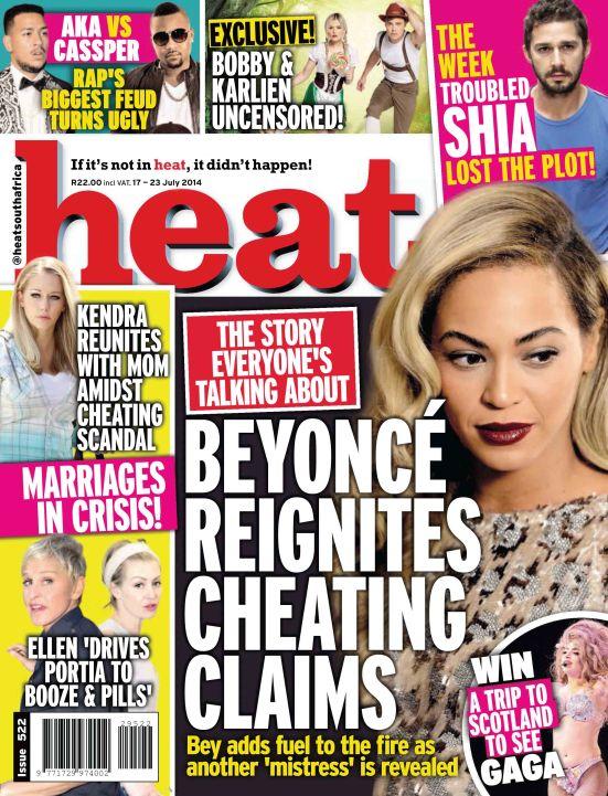 Heat - 17 July 2014