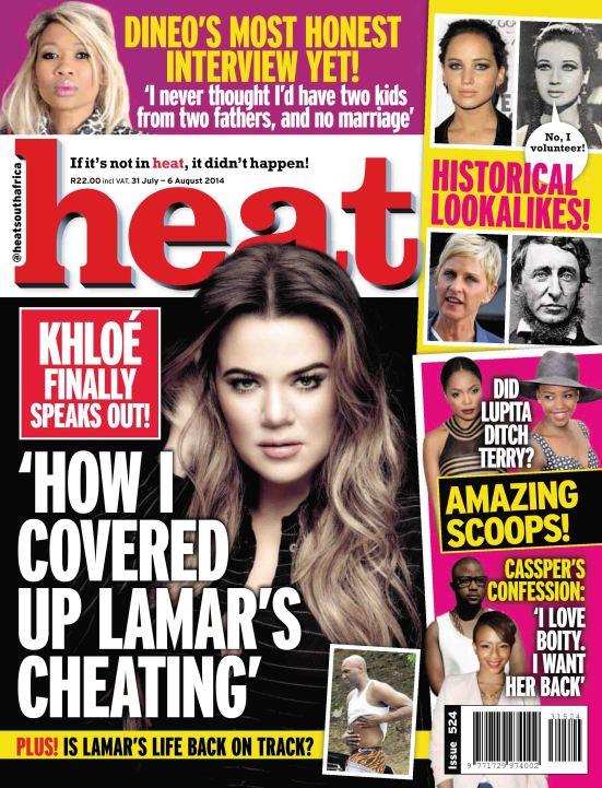 Heat - 31 July 2014
