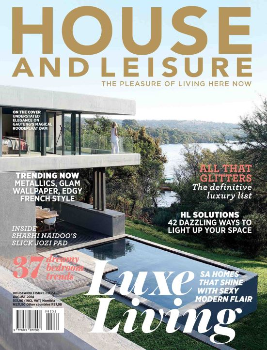 House and Leisure - August 2014