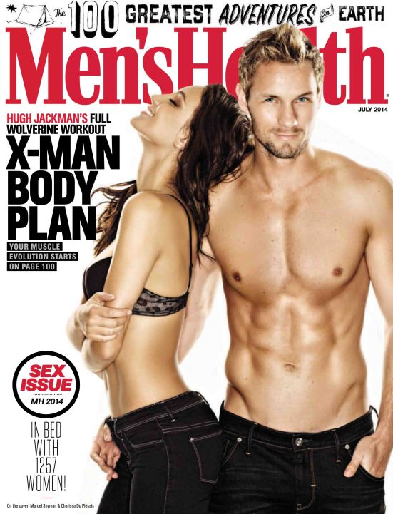 Men's Health - July 2014