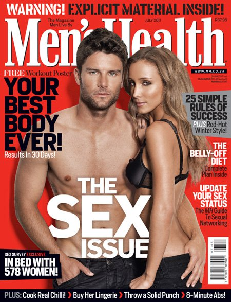 Men's Health 9 July 2011