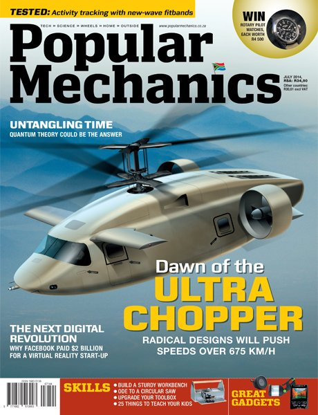 Popular Mechanics 7 July 2014