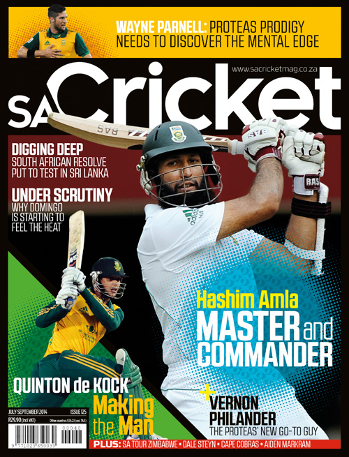 SA Cricket 3 July August September 2014