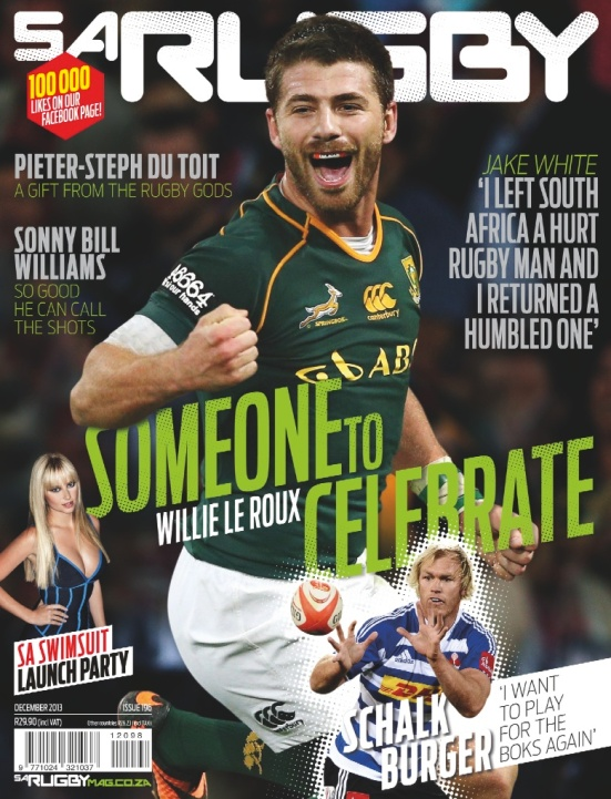 SA Rugby 12 December 2013