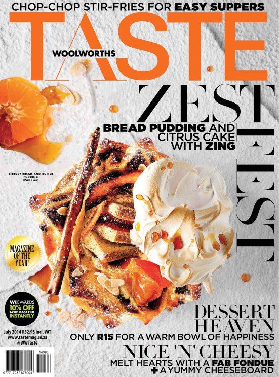 Taste - July 2014