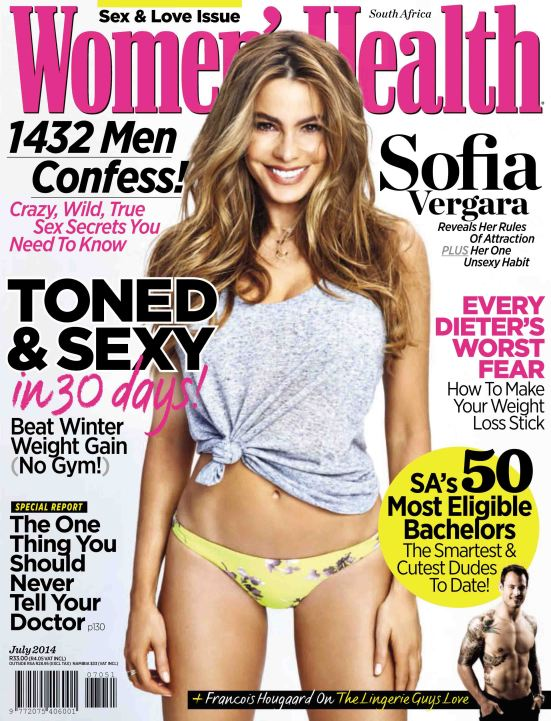 Women's Health - July 2014