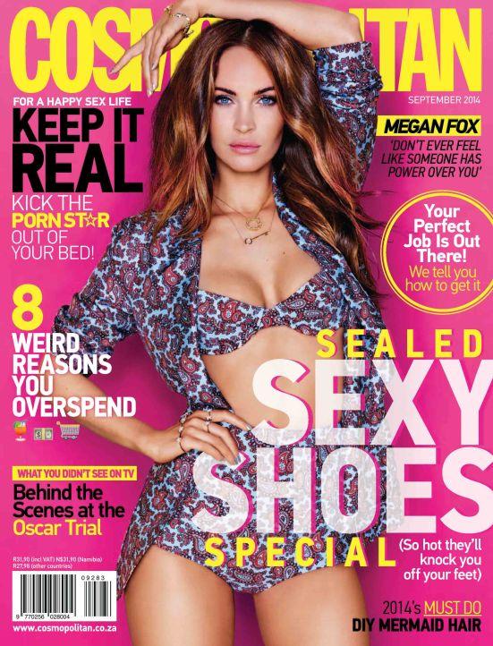 Cosmopolitan - September 2014