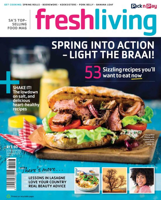 Fresh Living_September 2014