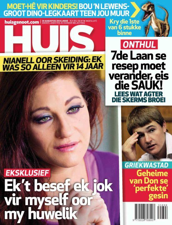 Huisgenoot - 28 August 2014
