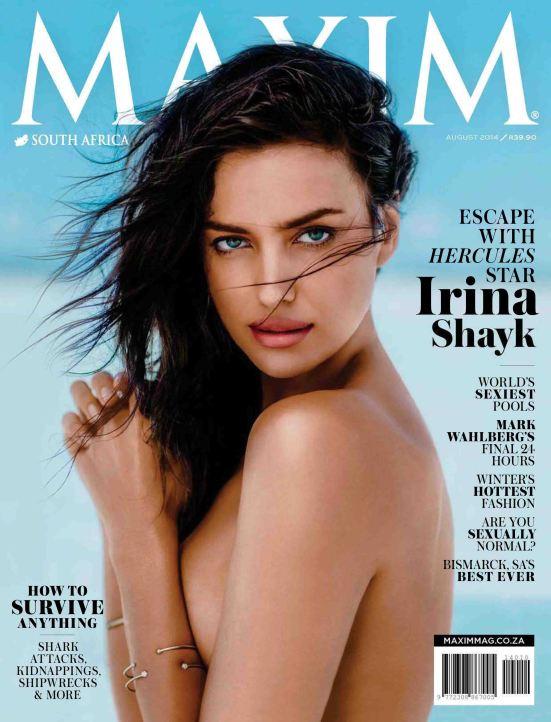 Maxim - August 2014