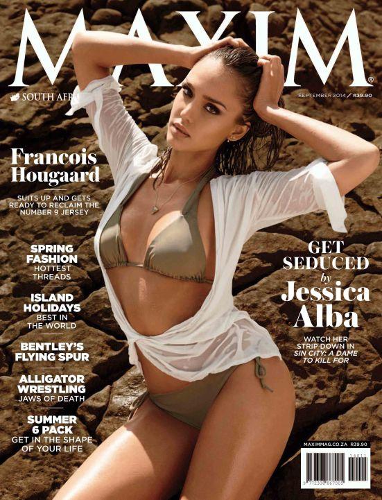 Maxim - September 2014