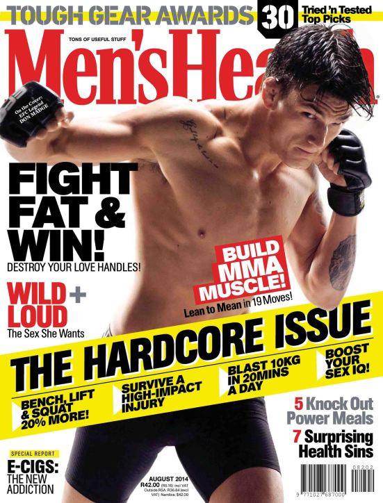 Men's Health_August 2014