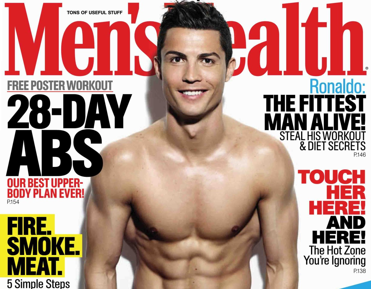 Men's Health South Africa, September 2014