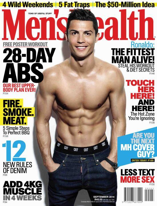 Men's Health - September 2014