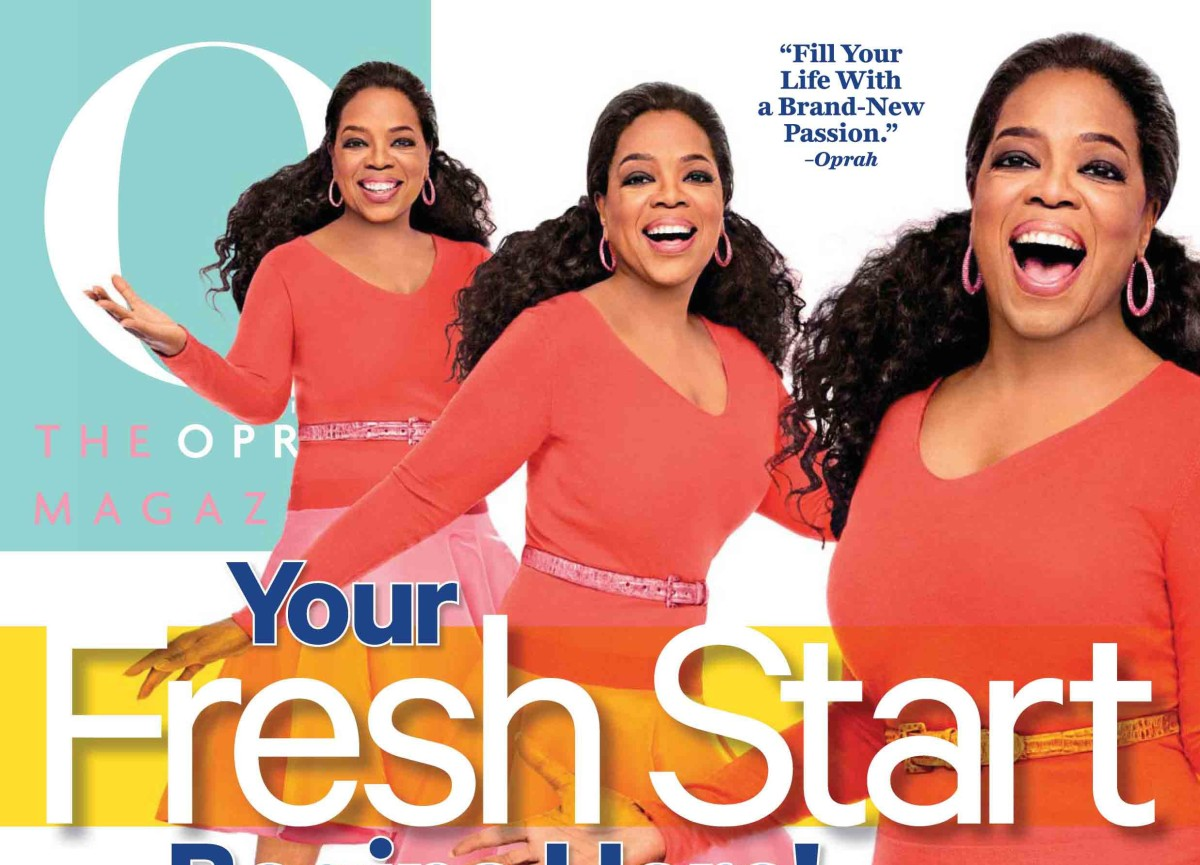 O, The Oprah Magazine South Africa, September 2014 (FINAL ISSUE!)