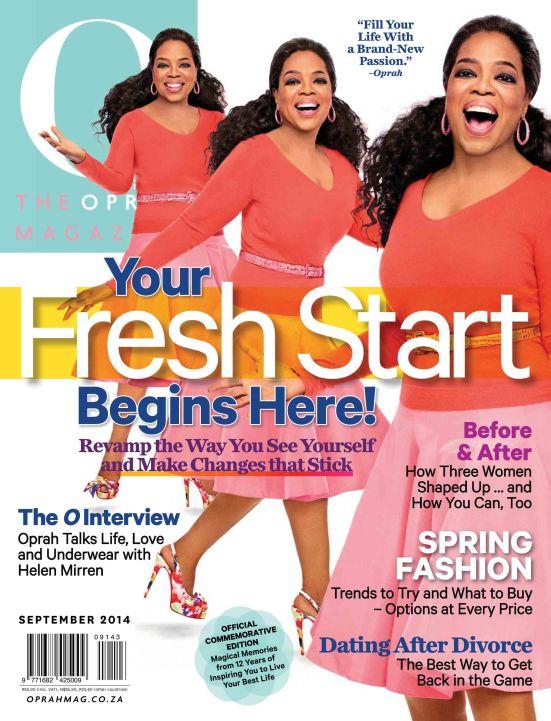 O, The Oprah Magazine_September 2014