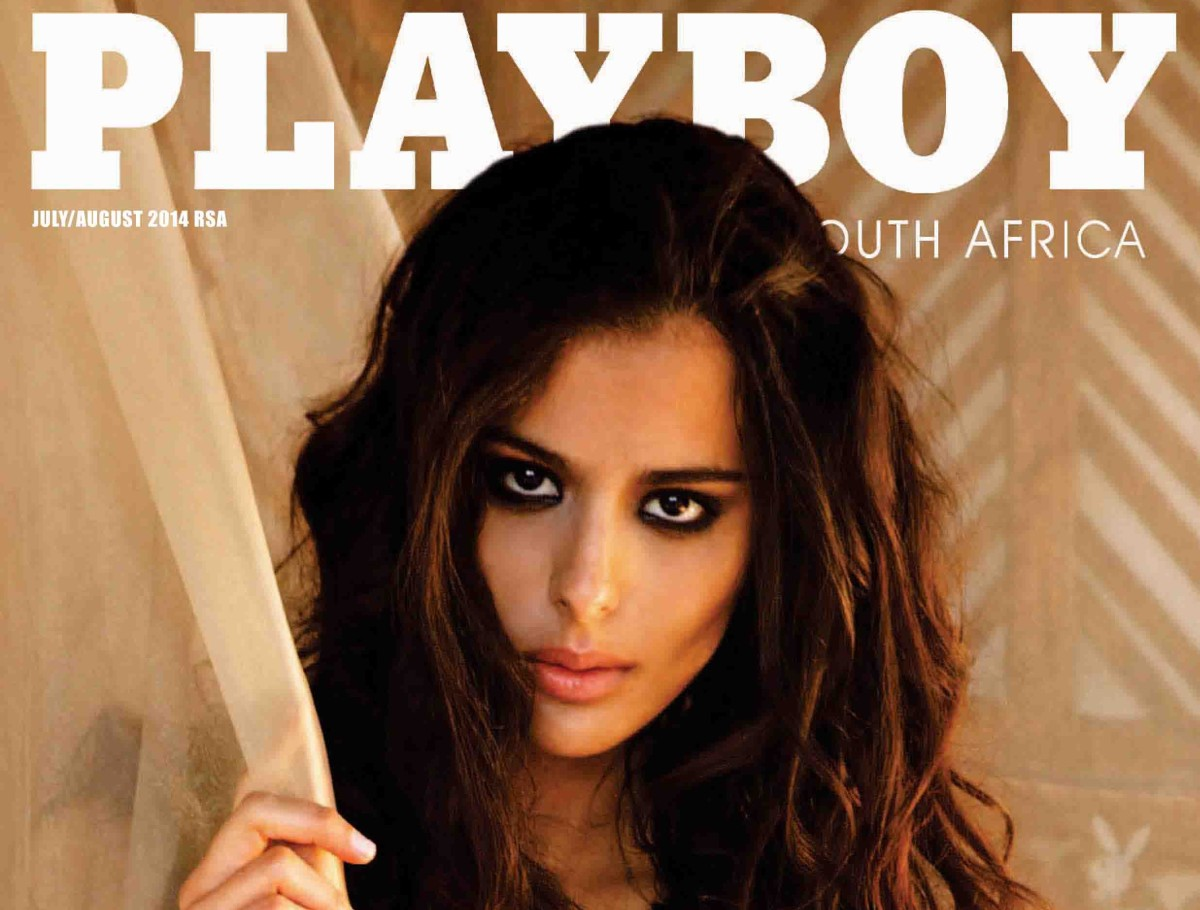 Playboy South Africa, July / August 2014