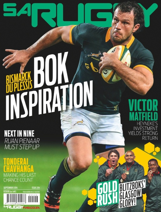 SA Rugby 9 September 2014