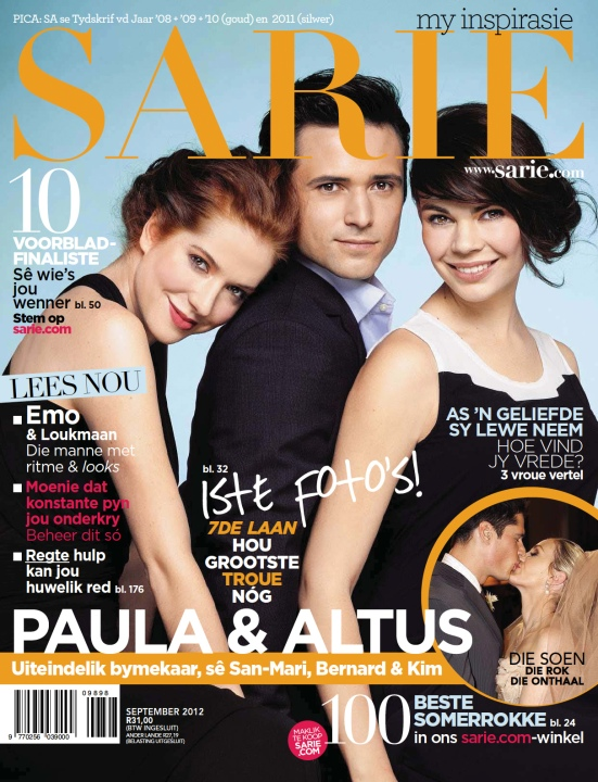 Sarie 9 September 2012