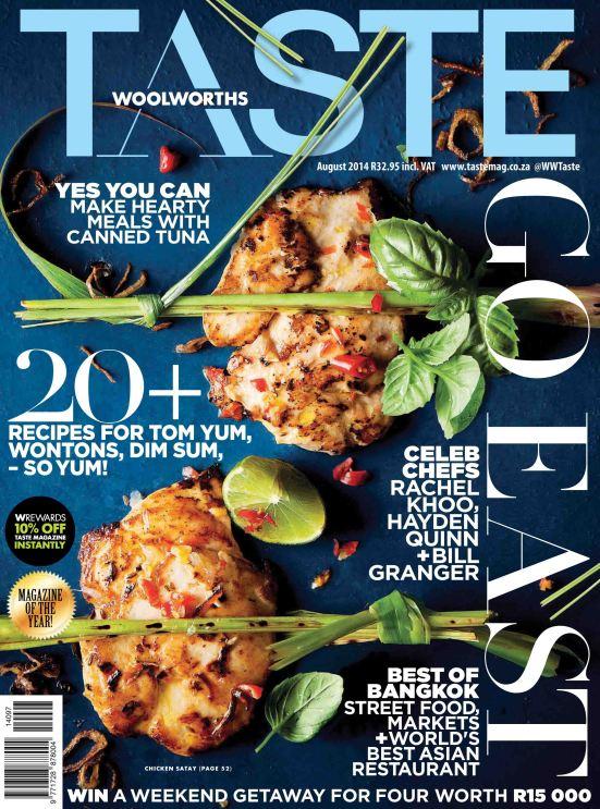 Taste - August 2014