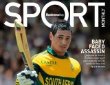 Business Day Sport Monthly, October 2014