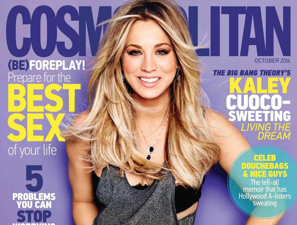Cosmopolitan South Africa, October 2014