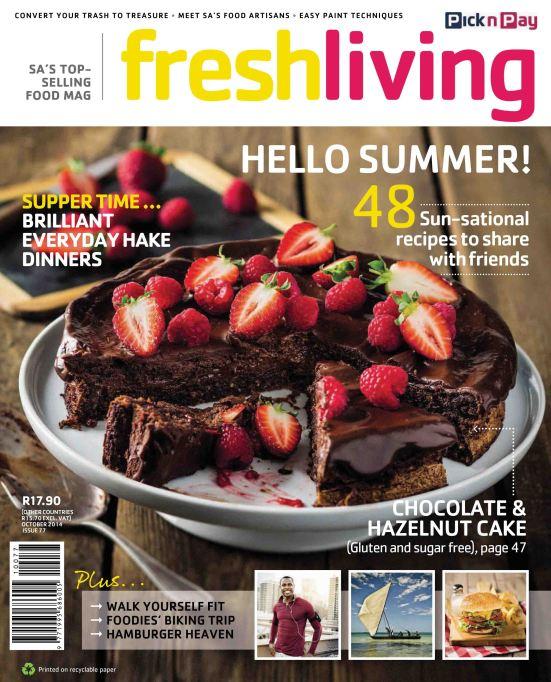 Fresh Living - October 2014