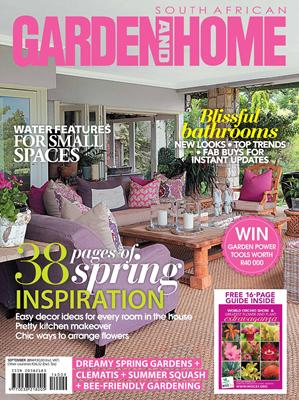 Garden and Home 9 September 2014