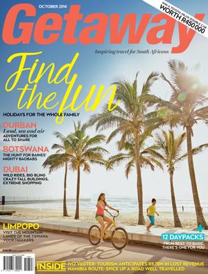 Getaway 10 October 2014
