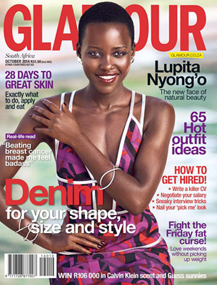 Glamour 10 October 2014