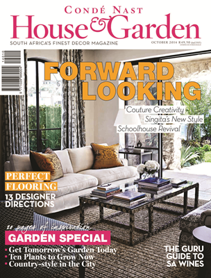 House and Garden 10 October 2014