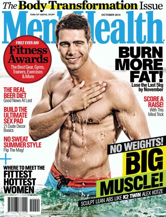 Men's Health - October 2014