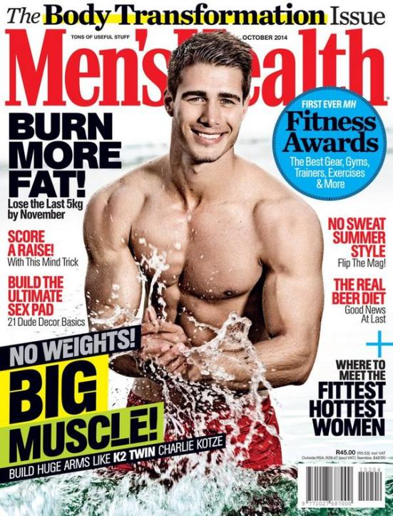 Mens Health 10 October 2014 2