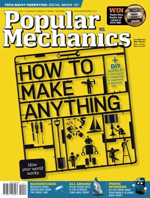 Popular Mechanics 10 October 2014