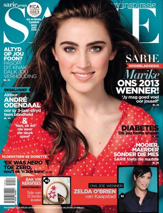 Sarie 11 November 2013