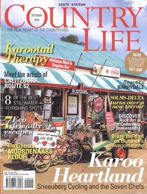 Country Life 10 October 2014