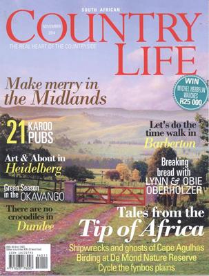 Country Life 11 November 2014
