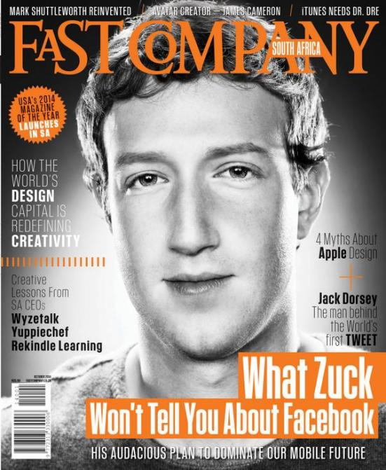 Fast Company 10 October 2014
