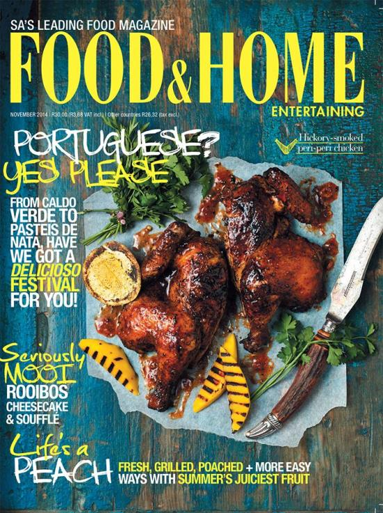 Food and Home 11 November 2014